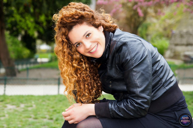 portrait d'Esylla Rahmani