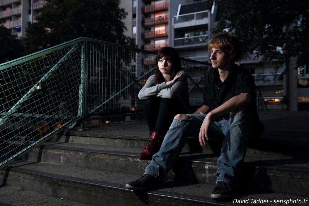 Léa Rougeron et Alex 5