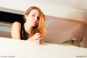 Shooting : Alyssa Naudin