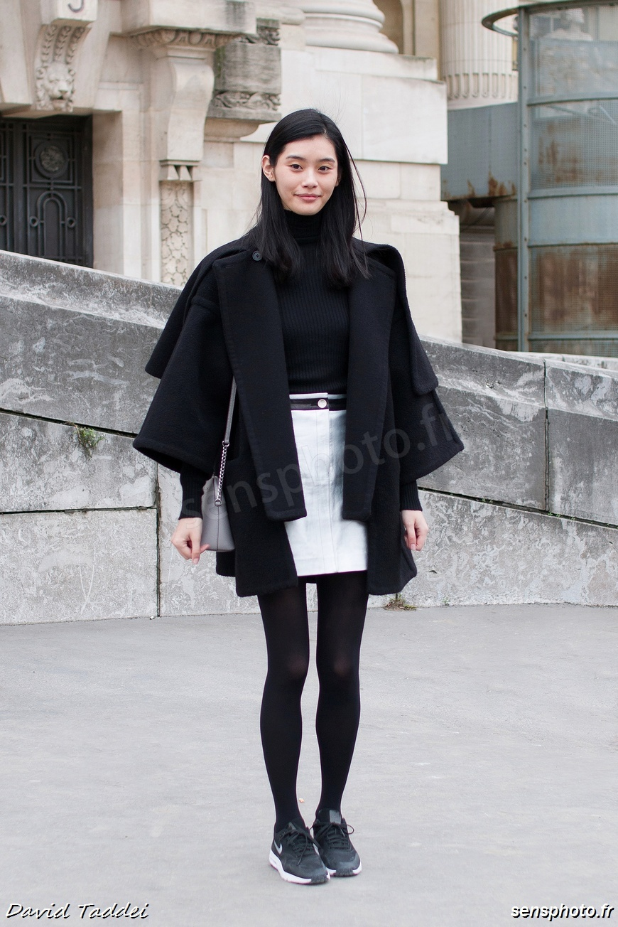 Mengyao Ming Xi, Paris Fashion Week 2015 Chanel