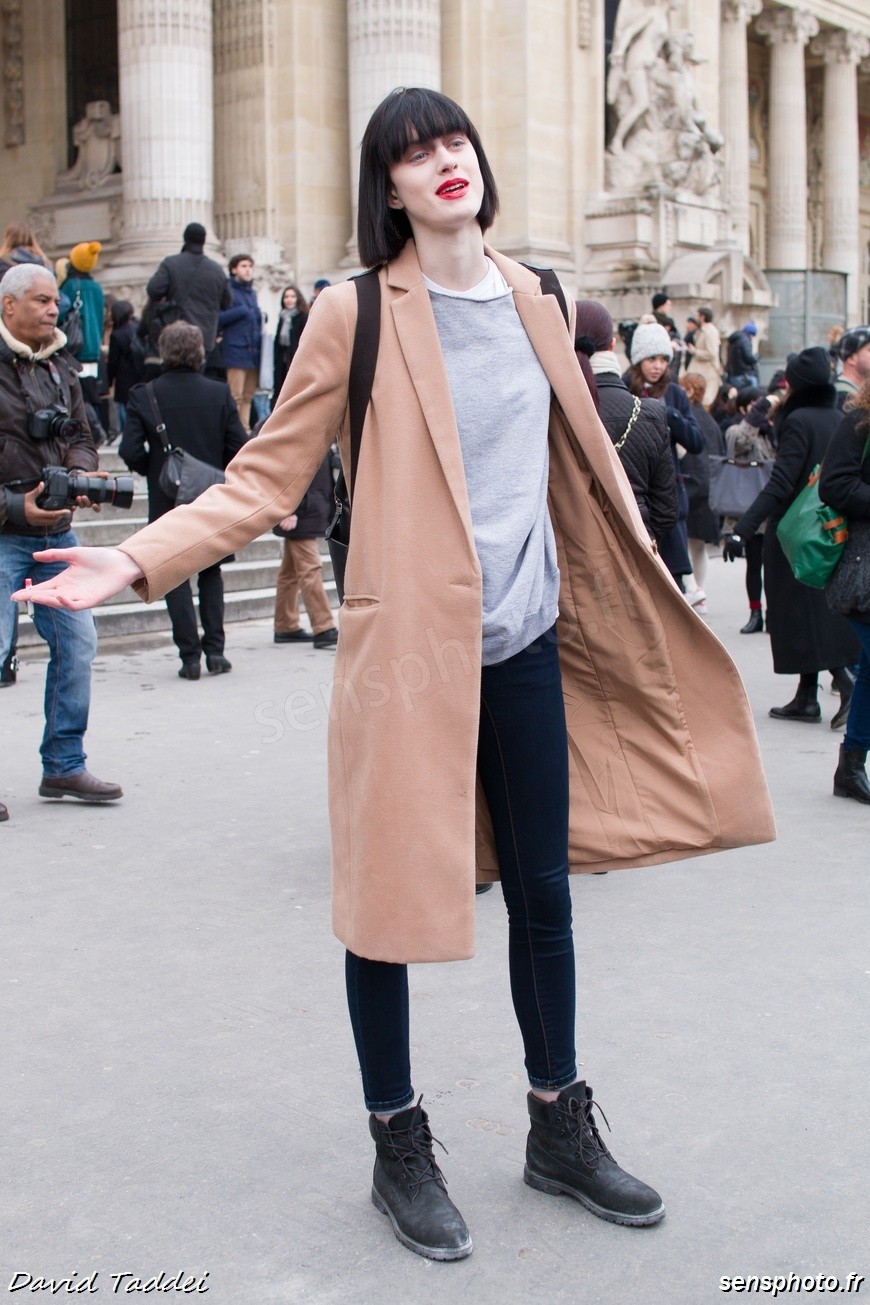 Sarah Brannon, Paris Fashion Week 2015, Chanel