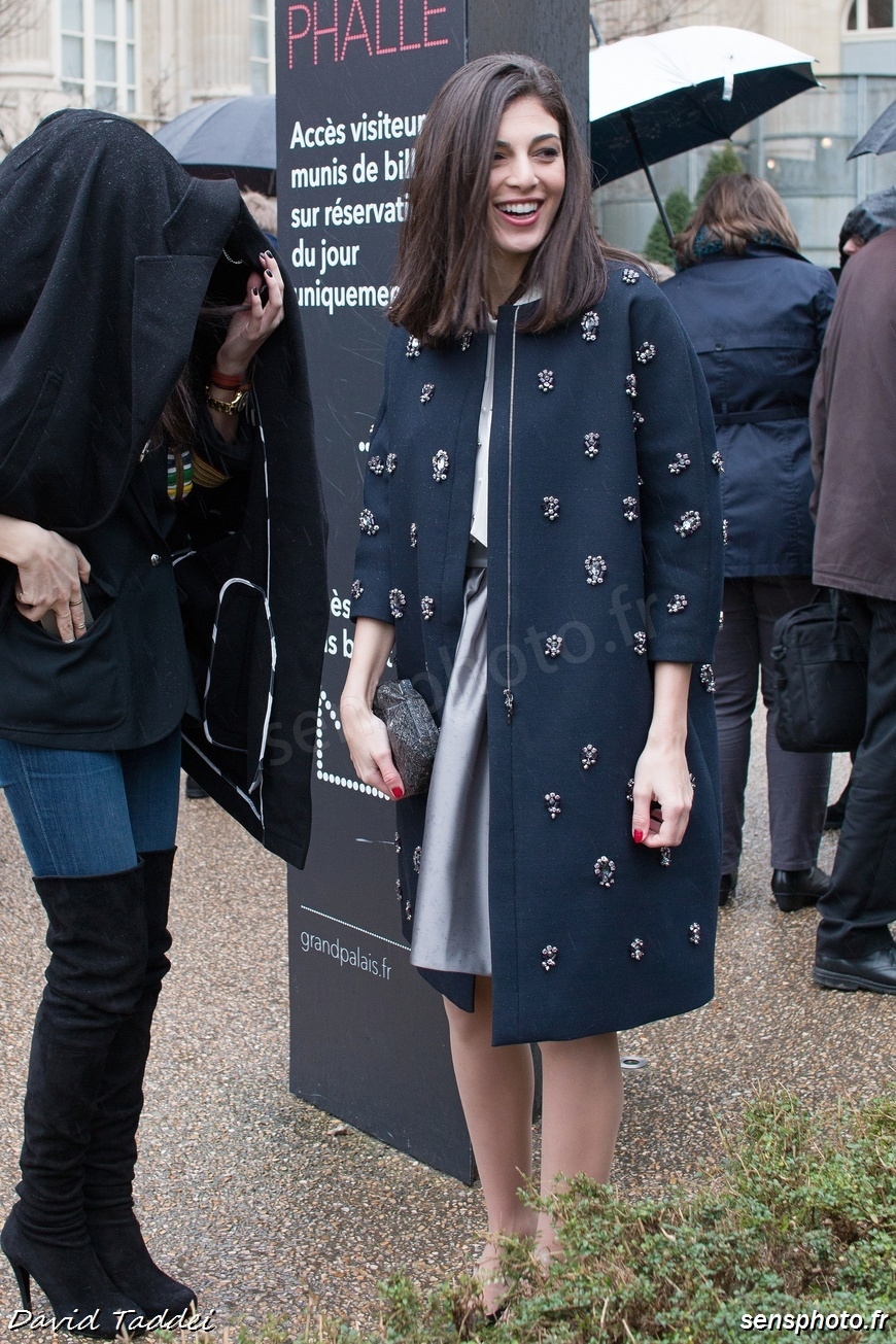 Razane Jammal, Fashion Week Paris