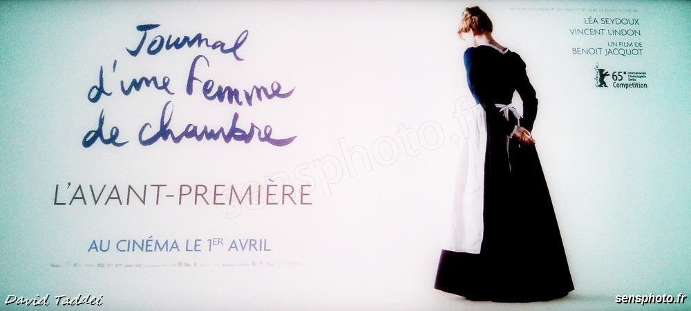 Journal Femme de chambre Léa Seydoux Benoit Jacquot
