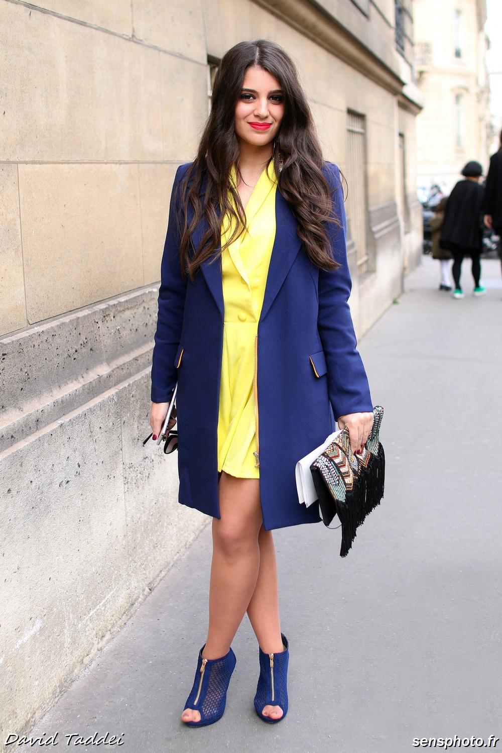 Thalia, bloggeuse pour Thalia Fashion Art