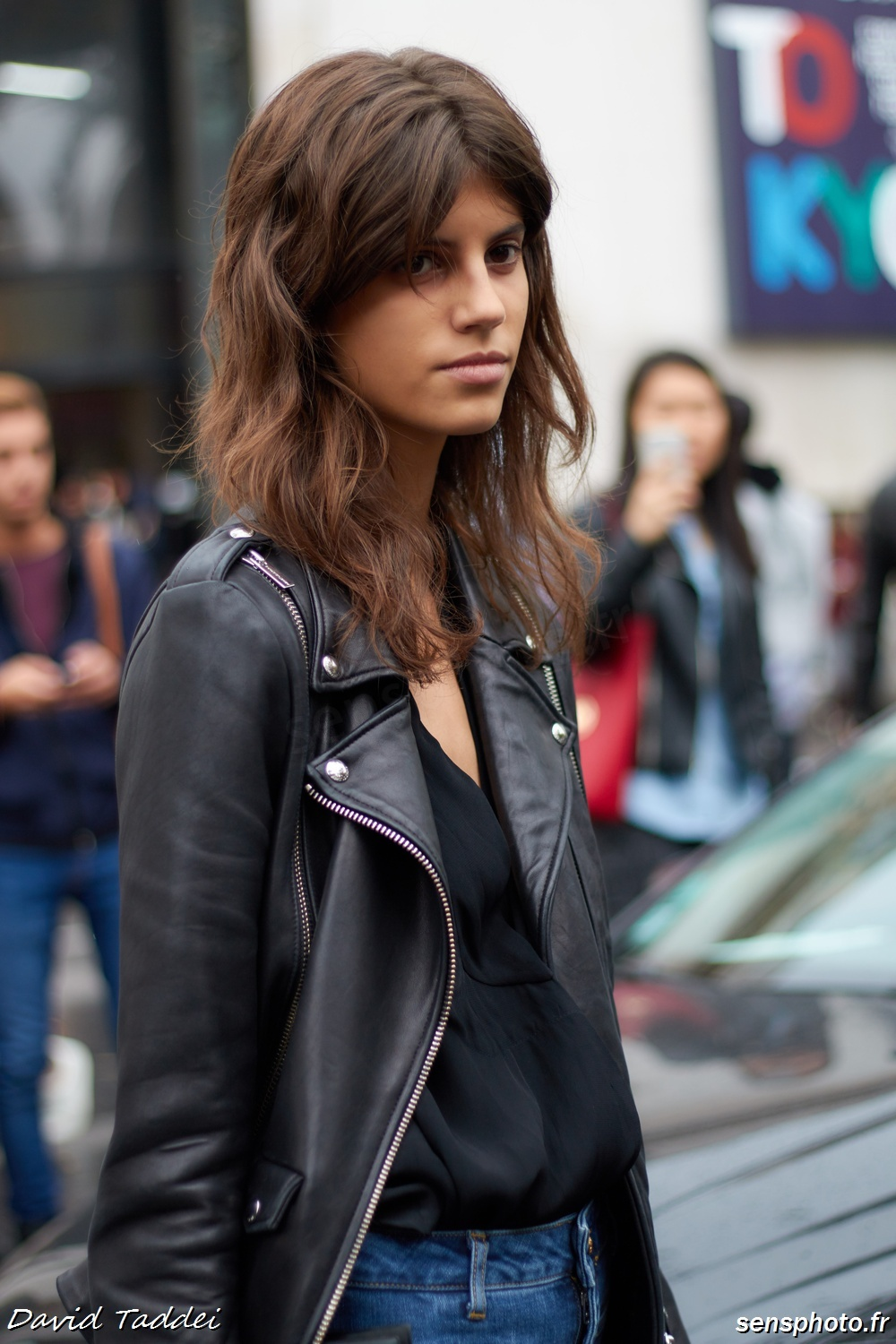 Antonina Petkovic, Fashion Week Leonard