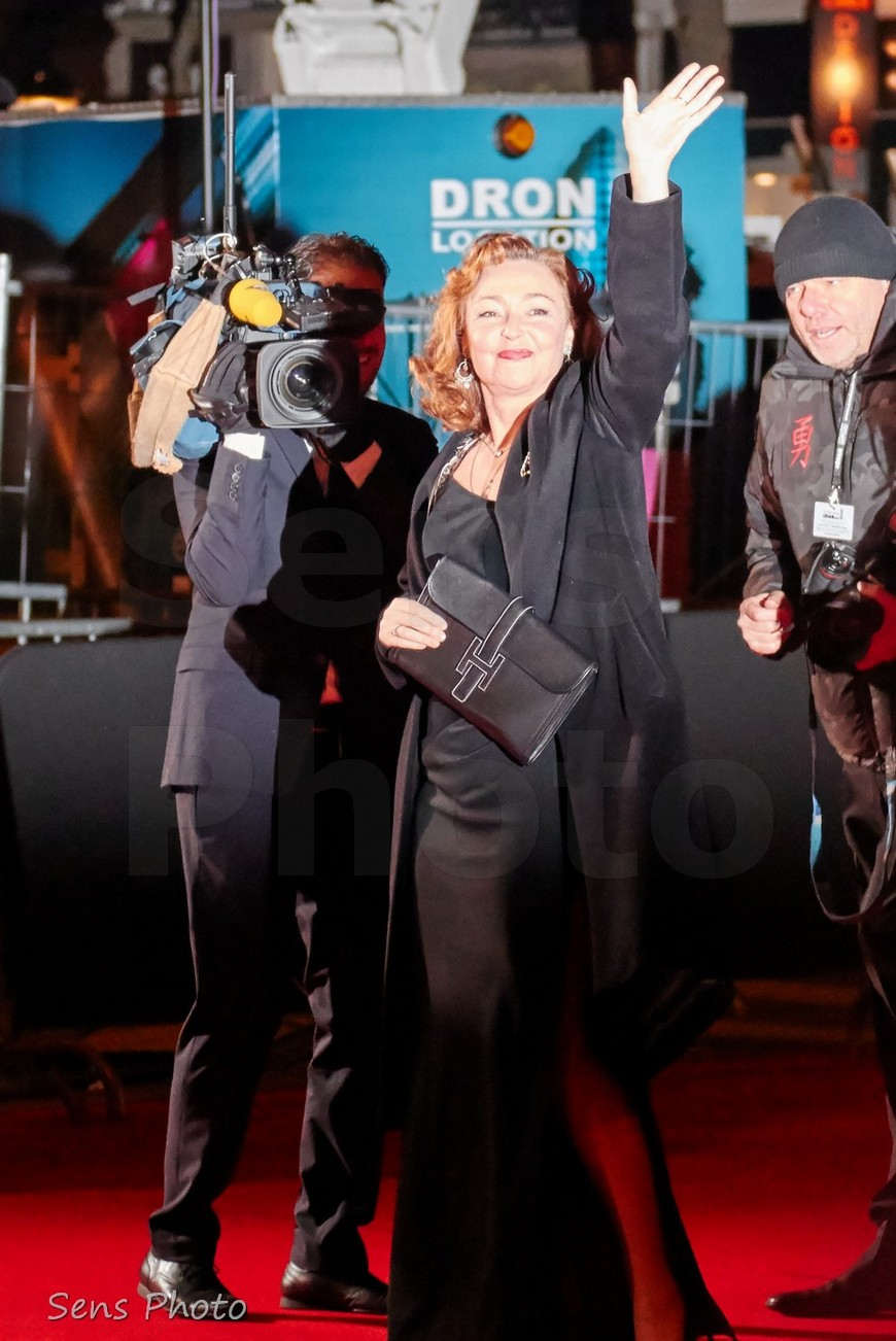 Catherine Frot  à la 41e cérémonie des César 2016