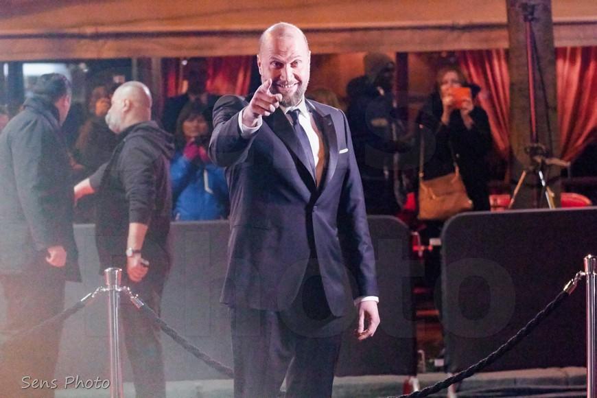 François Damiens fait le show à la 41e cérémonie des César 2016
