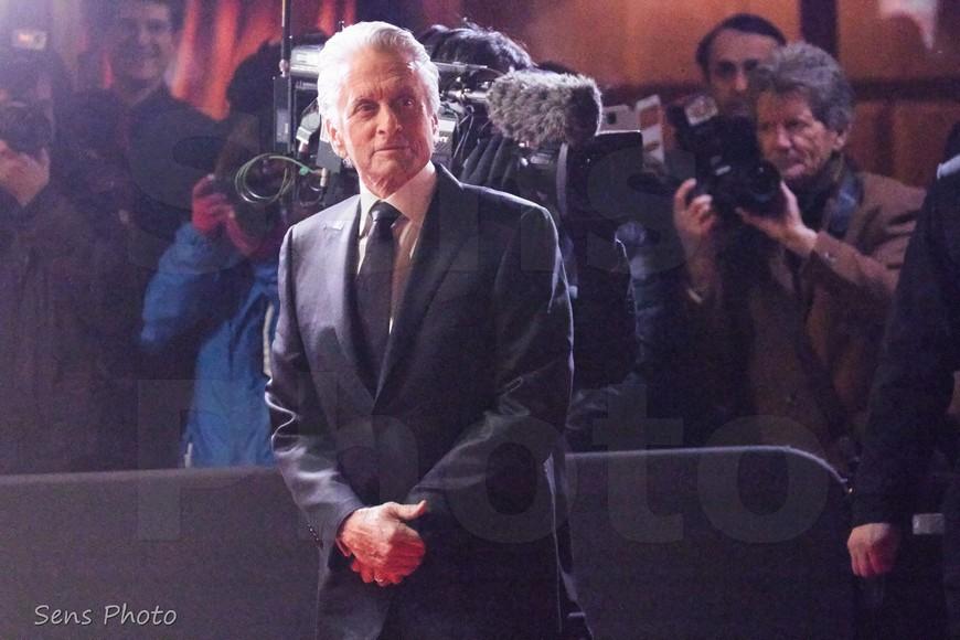 Michael Douglas à la 41e cérémonie des César