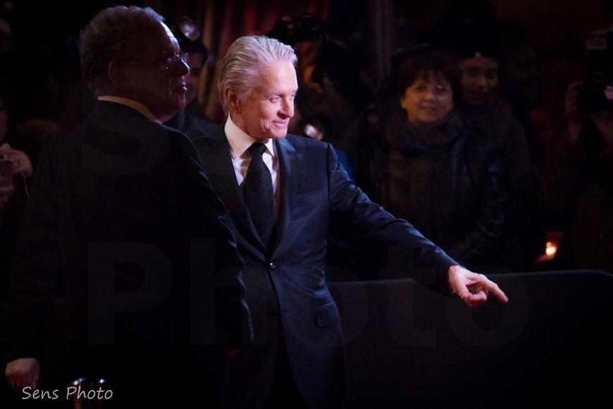 Michael Douglas aux César 2016