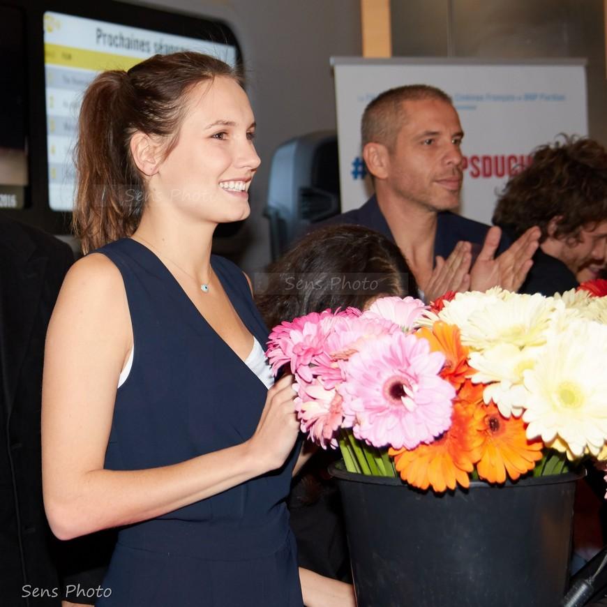 Ana Girardot et Medi Sadoun ouvrent le 17ème Printemps du Cinéma