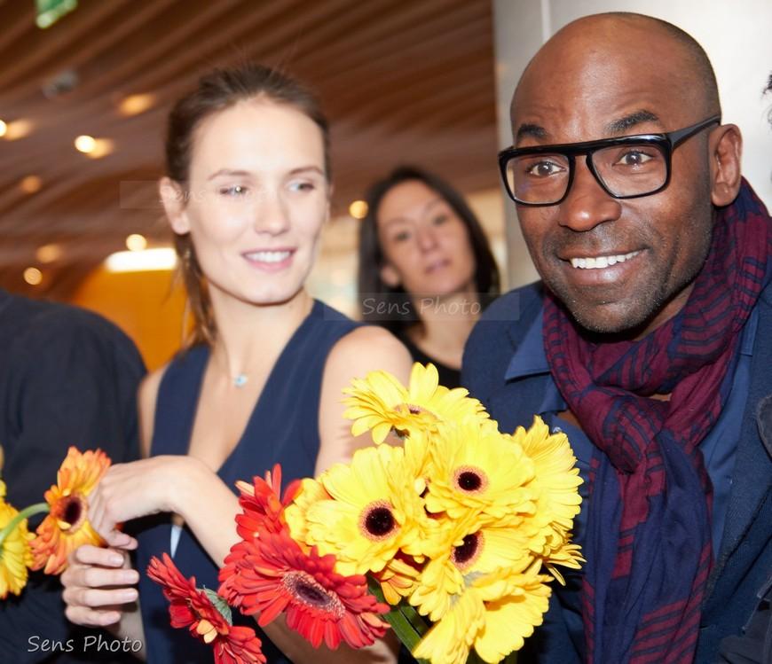 Ana Girardot et Lucien Jean-Baptiste et ouvrent le 17ème Printemps du Cinéma