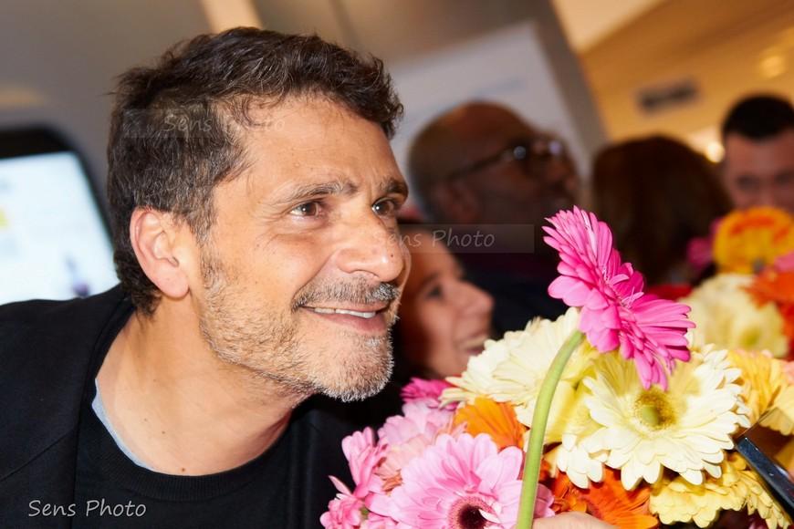 Pascal Elbé inaugure le Printemps du Cinéma 2016