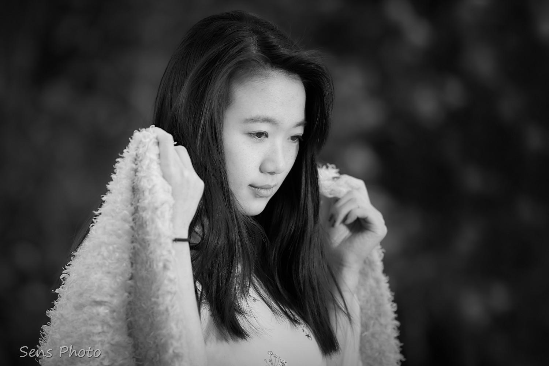 Natte Yu Black&White