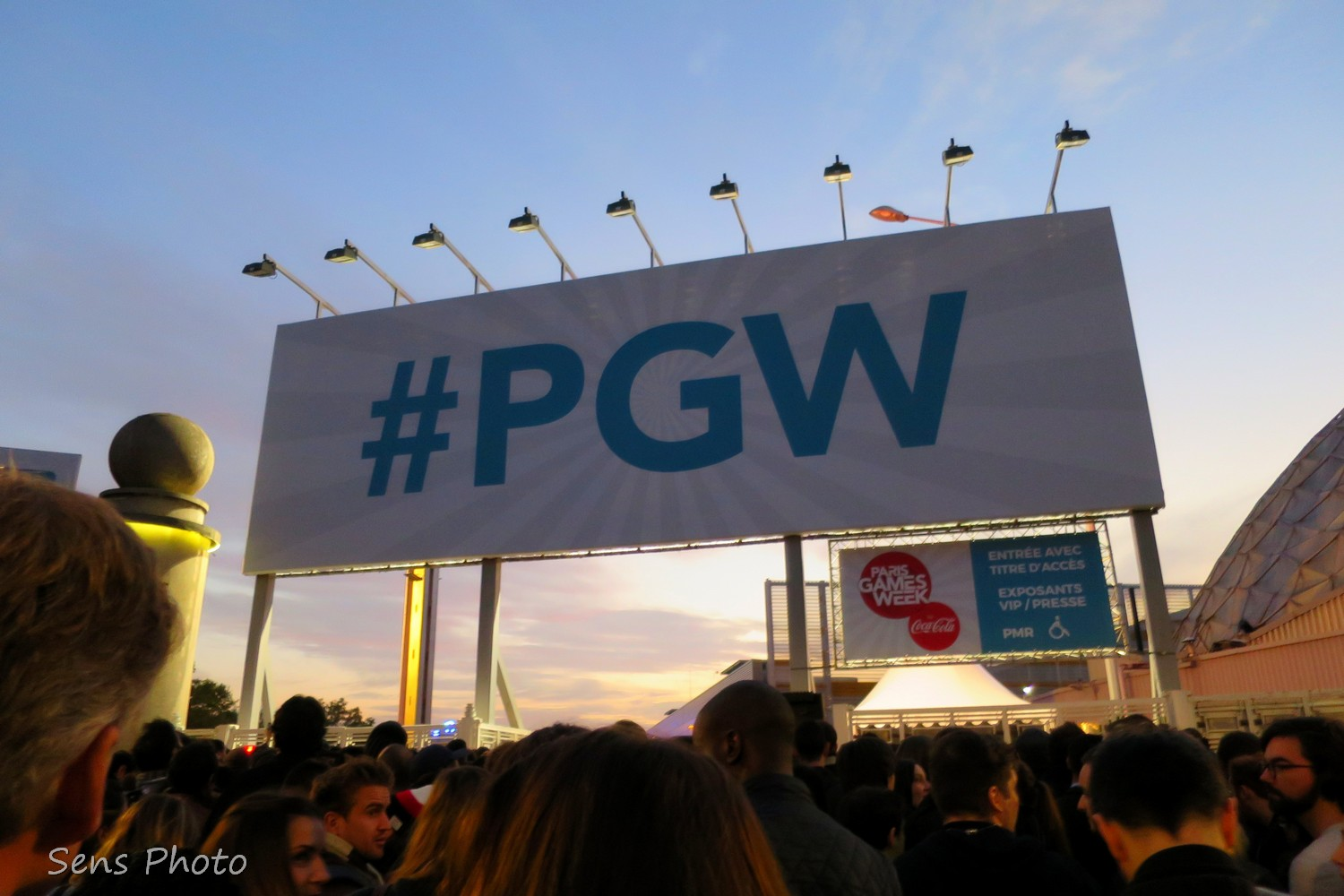 Paris Games Week 2016 PGW