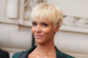 Paris Fashion Week Prêt à Porter Leonard avec Shy'm