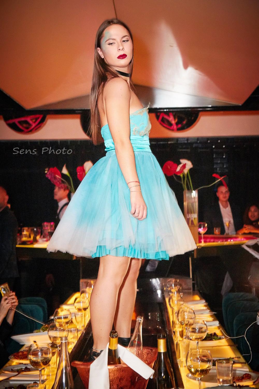 Thaï défile au Emmanuelle C. Paris x VIP Room