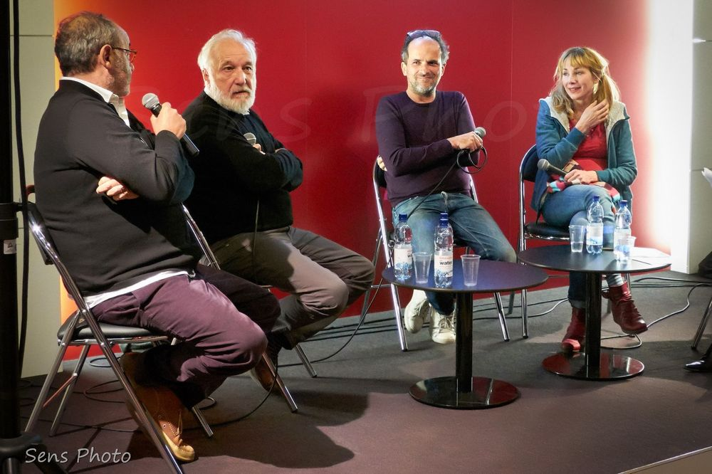Brassens sur parole avec Chédid Depardieu Berléand Abelanski