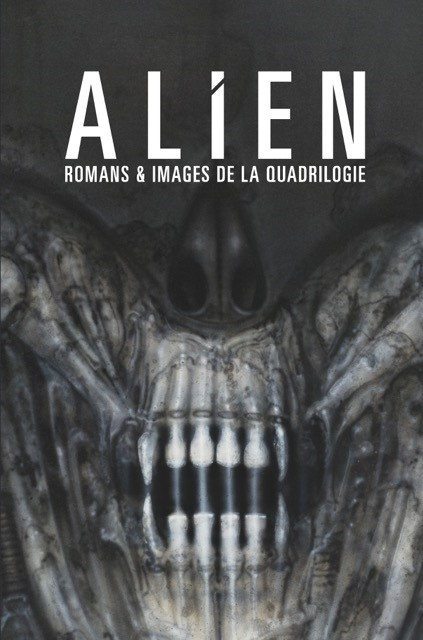 Alien, Romans & Images de la quadrilogie