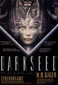 Dark Seed Affiche Giger