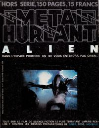 Alien Metal Hurlant