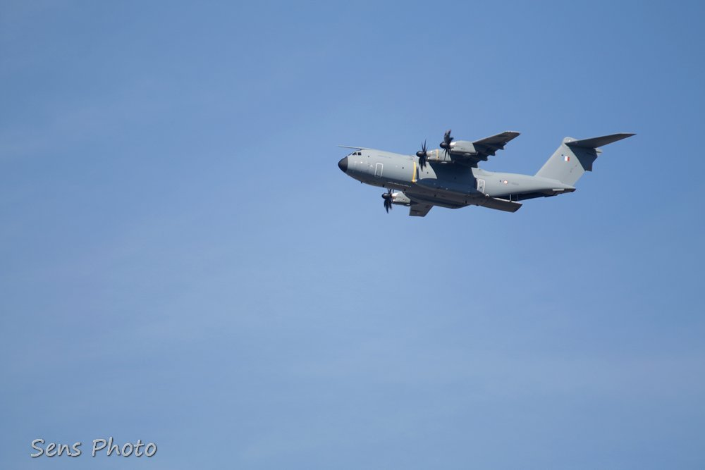 F-RABI Airbus A400 Armée de l'air