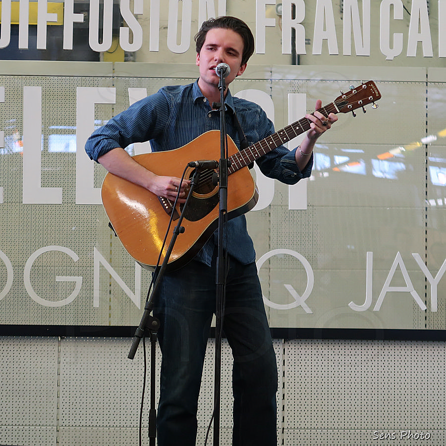 Theo Lawrence au Disquaire Day 2018